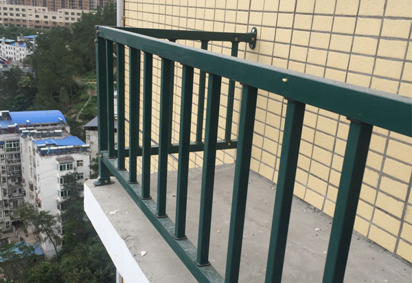 空调护栏-湖北空调外机护栏